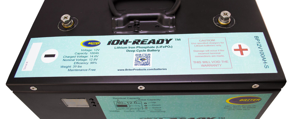 Ion-Ready S, Top Label