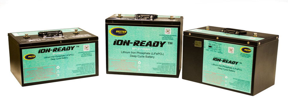 Ion-Ready Family of Batteries