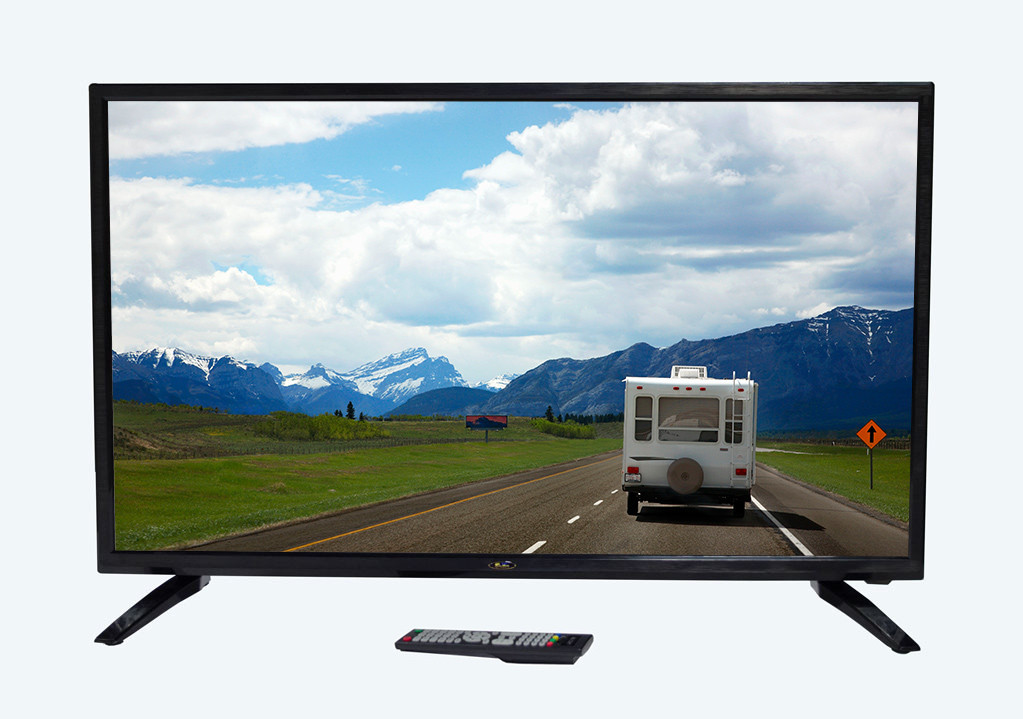 """Briter Products 49"""" flat TV"""