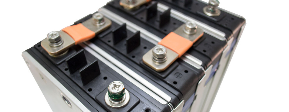 Lithium Battery Cell top