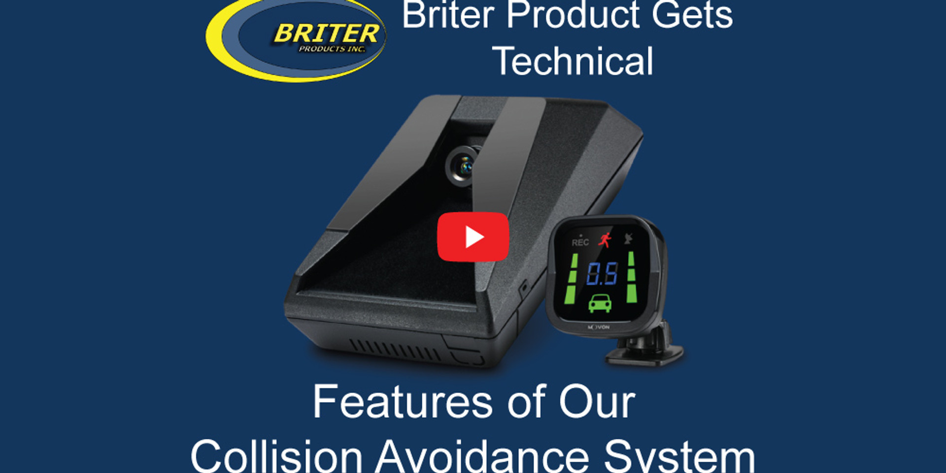 Video: Features of the Collision Avoidance System