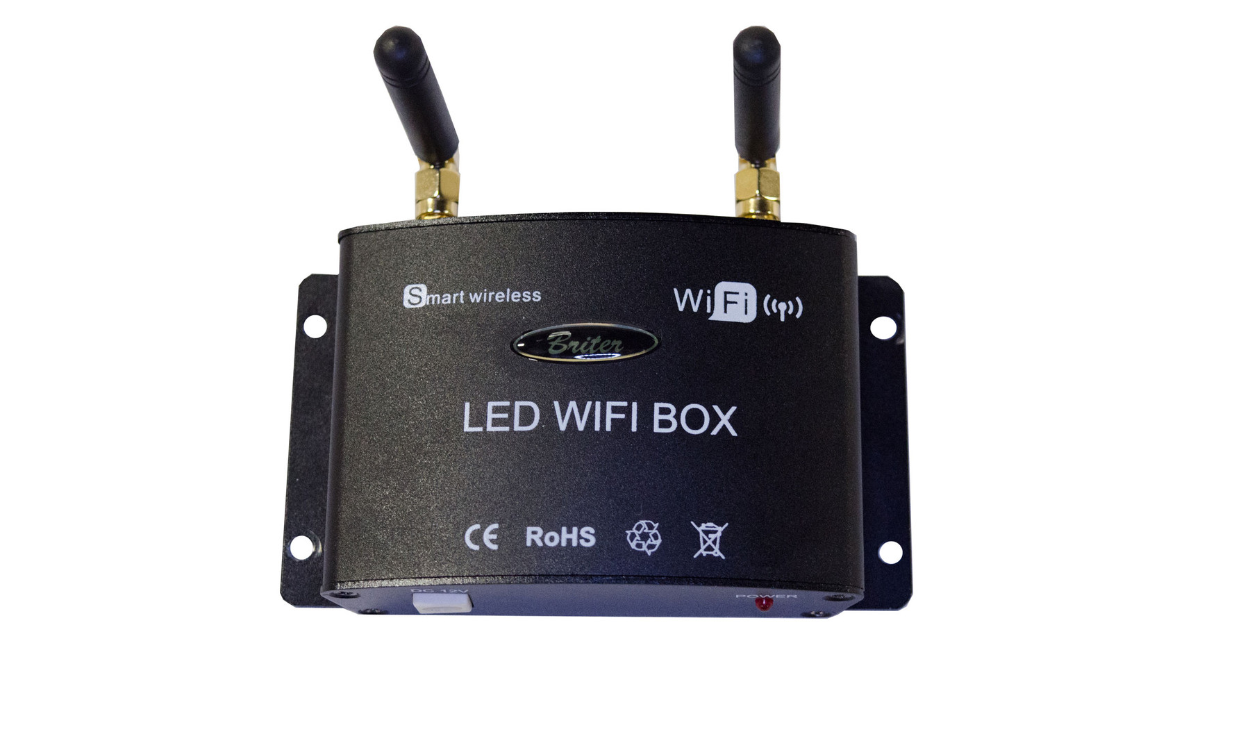 LED WiFi Router Top View