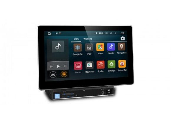 "10.1"" Dash Radio Multimedia Center Home screen"