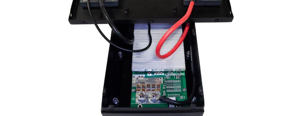 Ion-Ready Battery Interior