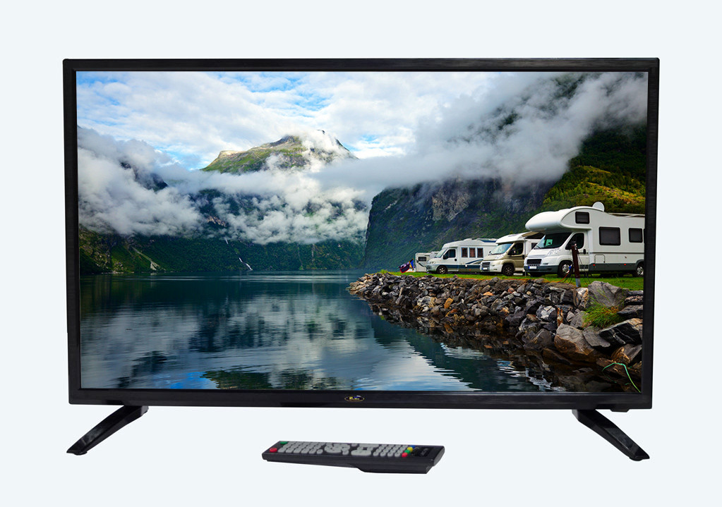 """Briter Products' 40"""" TV with Remote"""