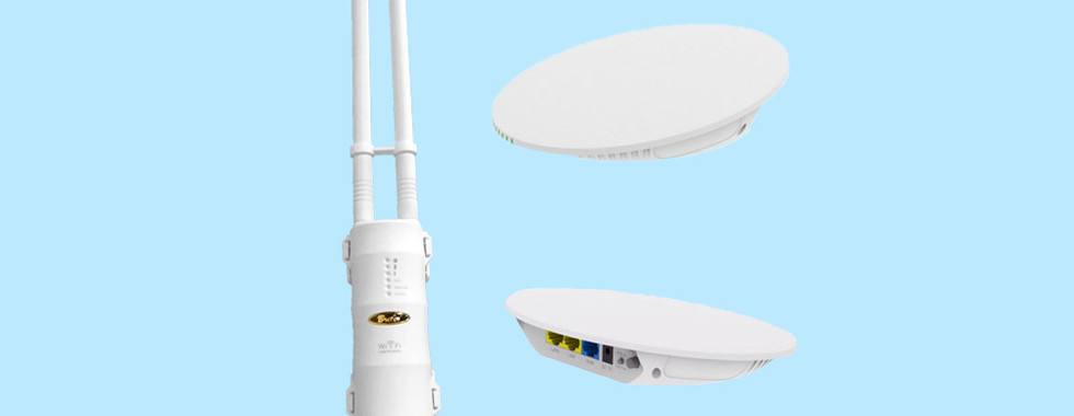 Wifi Products-Antenna and Router