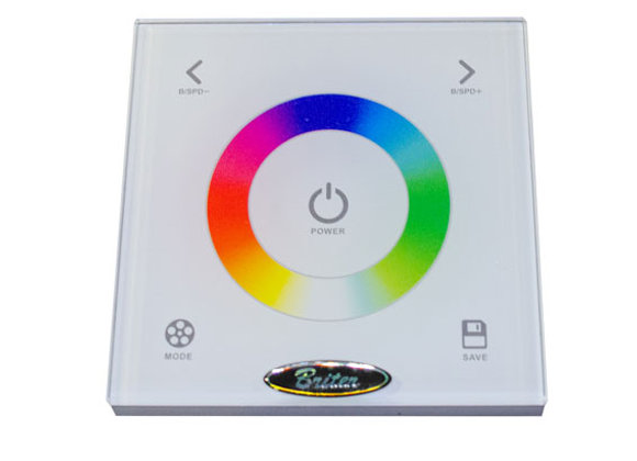 LED Strip Touch Panel