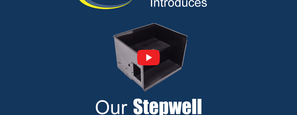 Video: Briter Products' Introduces Our Stepwell