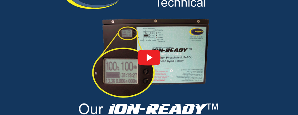 Video-Focusing on the Ion-Ready State of Charge LCD Display