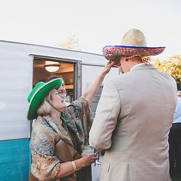 Candid Camper Photo Booth Rental