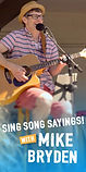 Mike Bryden - Sing Song Sayings