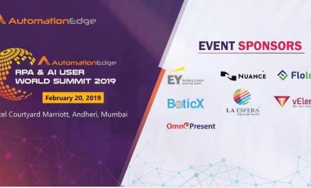 RPA & AI user world summit 2019