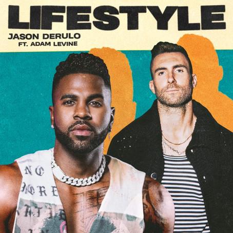 """""""Lifestyle"""" è l'ultimo singolo di Jason Derulo con Adam Levine"""