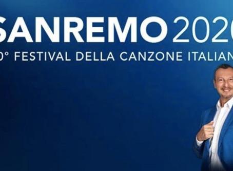 A sorpresa annunciato il cast del 70esimo Festival di Sanremo