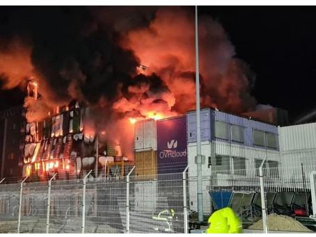 Incendio a OVH. Un pezzo di internet è andato a fuoco: migliaia i siti in down