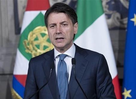 L'Italia chiude. Aperti solo punti alimentari e di prima necessità