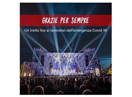 In Friuli Venezia Giulia concerti gratuiti per chi ha combattuto in prima linea contro il Covid