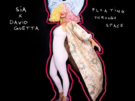 "Sia e David Guetta di nuovo insieme con ""Floating Through Space"""