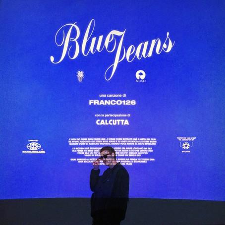 """Franco126 presenta il nuovo singolo """"Blue Jeans"""" con Calcutta"""