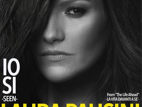 """""""Io Si"""" il nuovo singolo di Laura Pausini e colonna sonora del film """"La Vita Davanti A Se"""""""