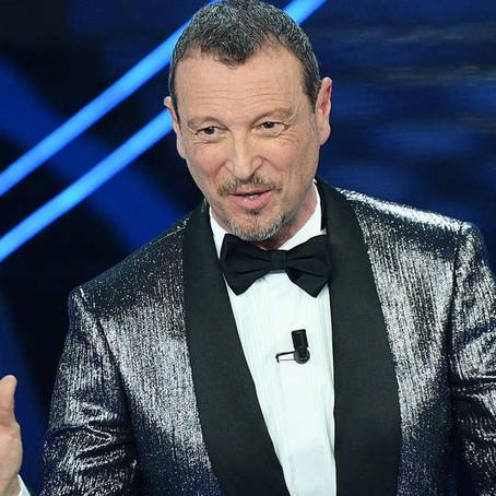 Sanremo 2021: ecco chi dividerà il palco con Amadeus