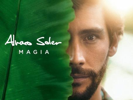 """Alvaro Soler torna con """"Magia"""""""