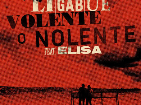 """Ligabue ed Elisa presentano il nuovo featuring nel singolo """"Volente O Nolente"""""""