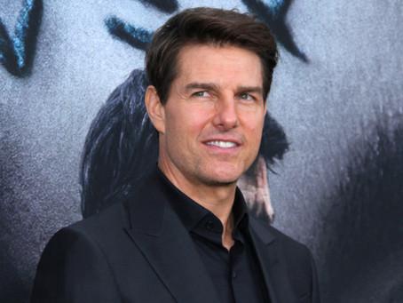 """Tom Cruise di nuovo a Roma per le riprese di """"Mission Impossible"""""""