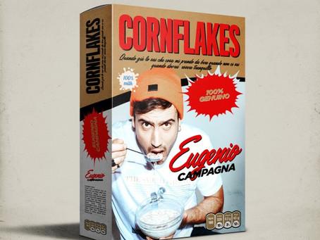 """X Factor: """"Cornflakes"""" il singolo di Eugenio Campagna"""