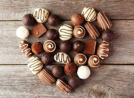 Oggi è la giornata mondiale del cioccolato 🍫