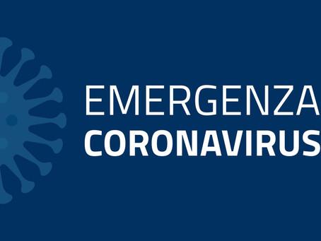 Emergenza Coronavirus: tra Lunedì e Mercoledì il nuovo dpcm. Tutte le misure in discussione