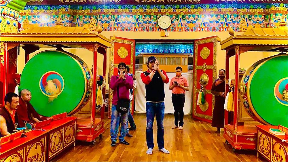 Maharishi Aazaad declares his upcoming film The Buddhist