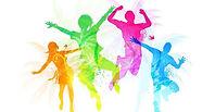 Danseurs couleurs