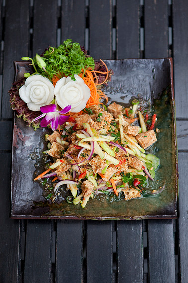 Tofu & Green Apple Salad.JPG