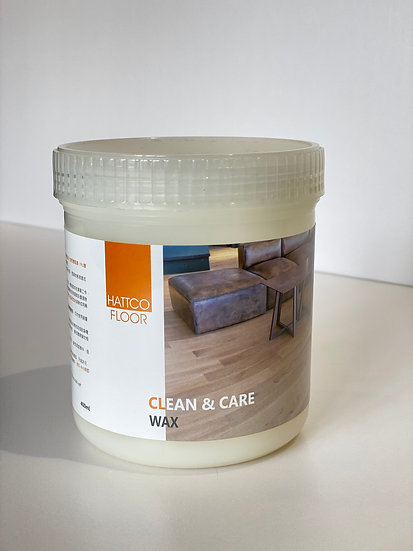Hattco Clean & Care Wax
