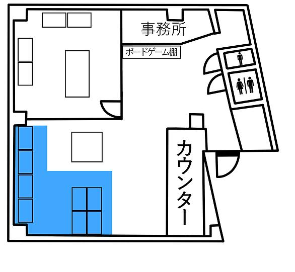 シュエット店内マップ eスポーツ部分色有 .png