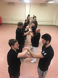 martial arts classes in grimsby