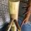 Thumbnail: Free Standing Triangle Ip Man Wing Chun Wooden Dummy