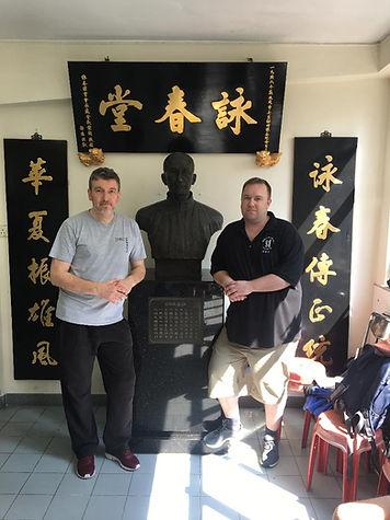 me and colin sifu vtaa statue pic 2018.j