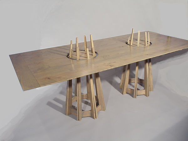 Gaspe Dining Table