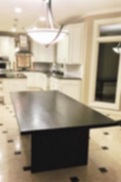 Black oak table.JPG