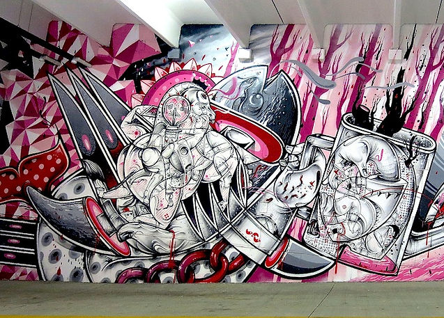 The Z How and Nosm mural.jpg