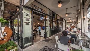 STREET CAFE BAR TLV