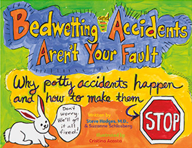 Bedwetting and Accidents Book for Medical Practices