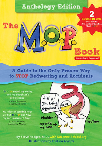 M.O.P. Anthology Book Cover