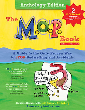 """The M O P  Book: Anthology Edition"""" — Updated Advice on Resolving"""
