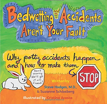 Bedwetting and Accidents Aren't Your Fault Picture Book for Kids
