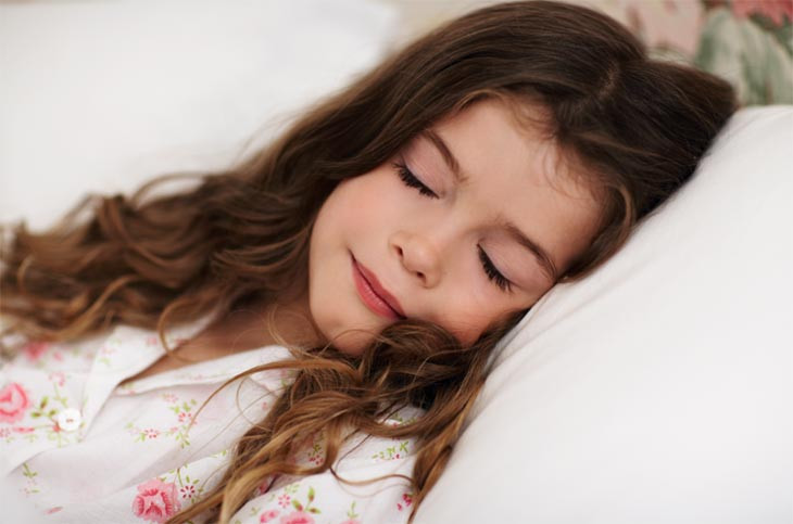 waking a child to pee in the middle of the night won't help bedwetting