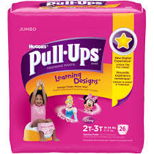 Huggies' Pull-Ups Campaign Will Boost Sales —And Constipation
