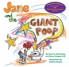 Jane and the Giant Poop Picture Book for Kids